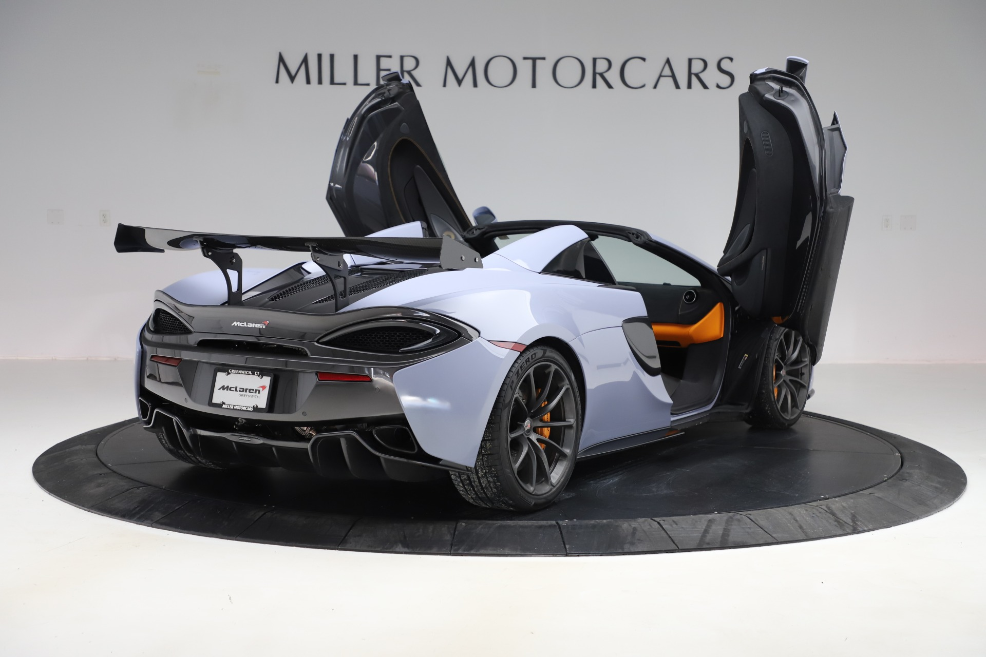 New 2018 McLaren 570S Spider For Sale In Greenwich, CT 1968_p22