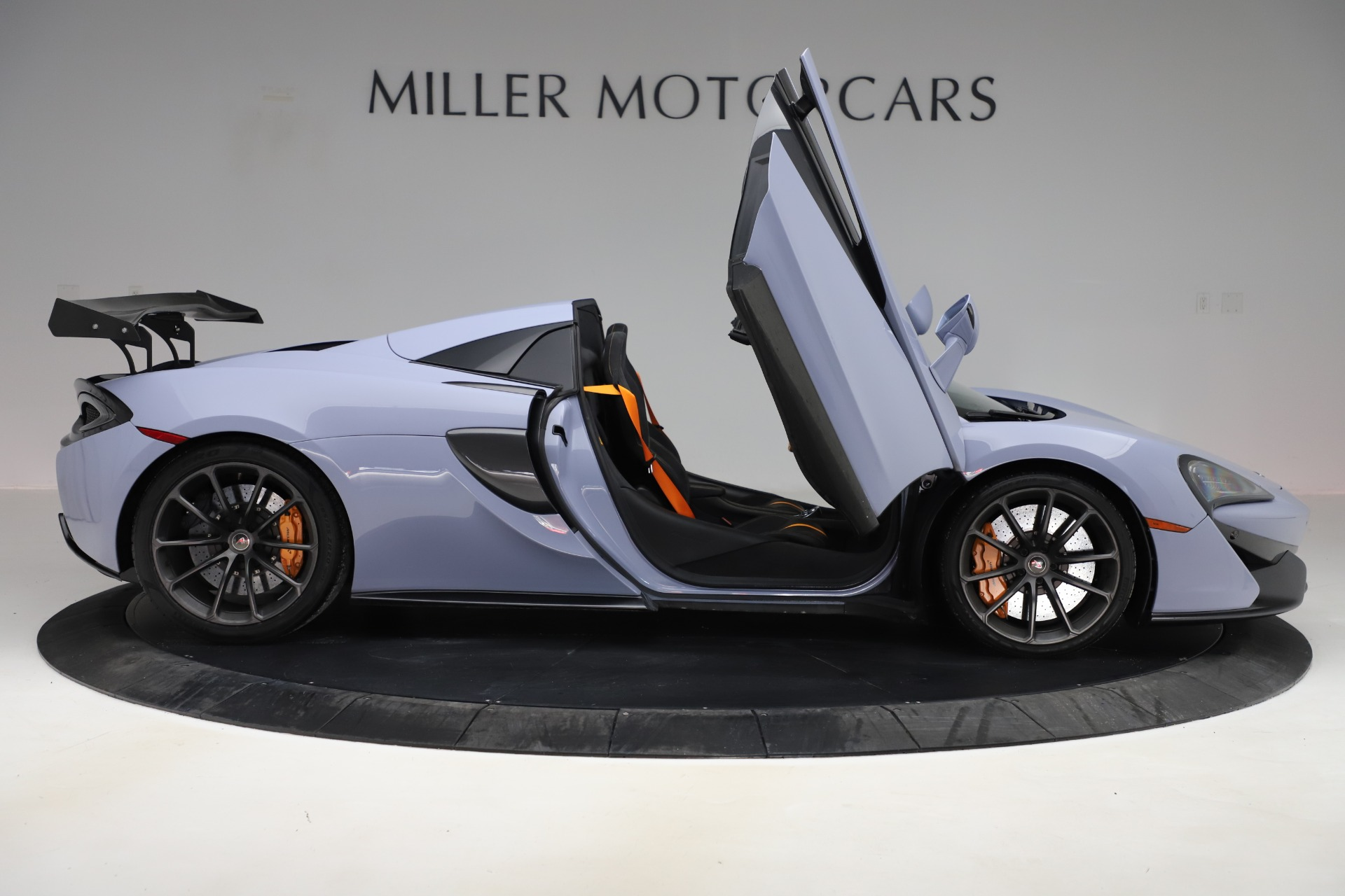 New 2018 McLaren 570S Spider For Sale In Greenwich, CT 1968_p23