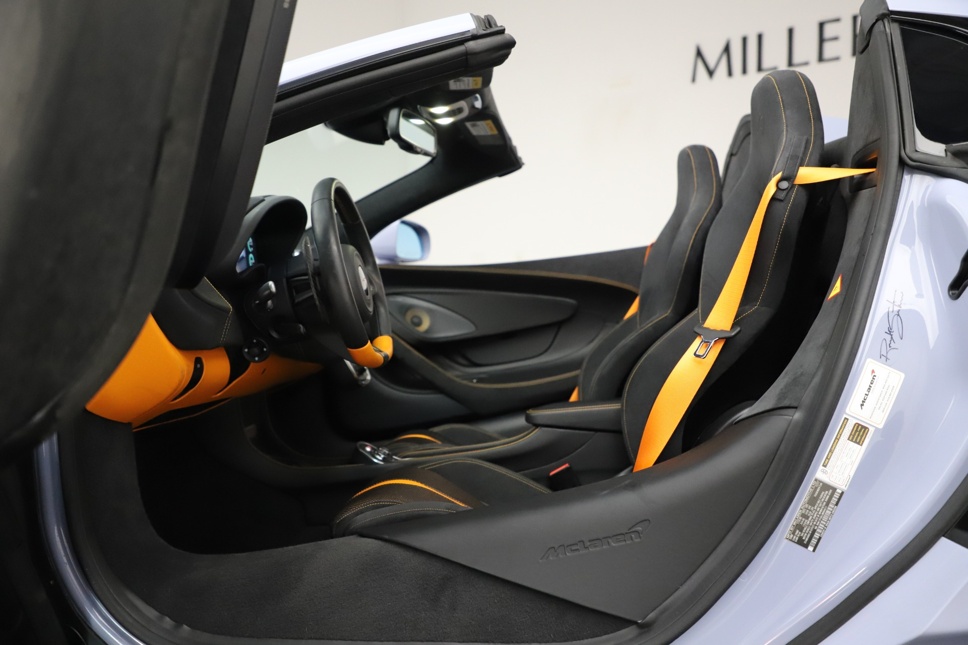 New 2018 McLaren 570S Spider For Sale In Greenwich, CT 1968_p31