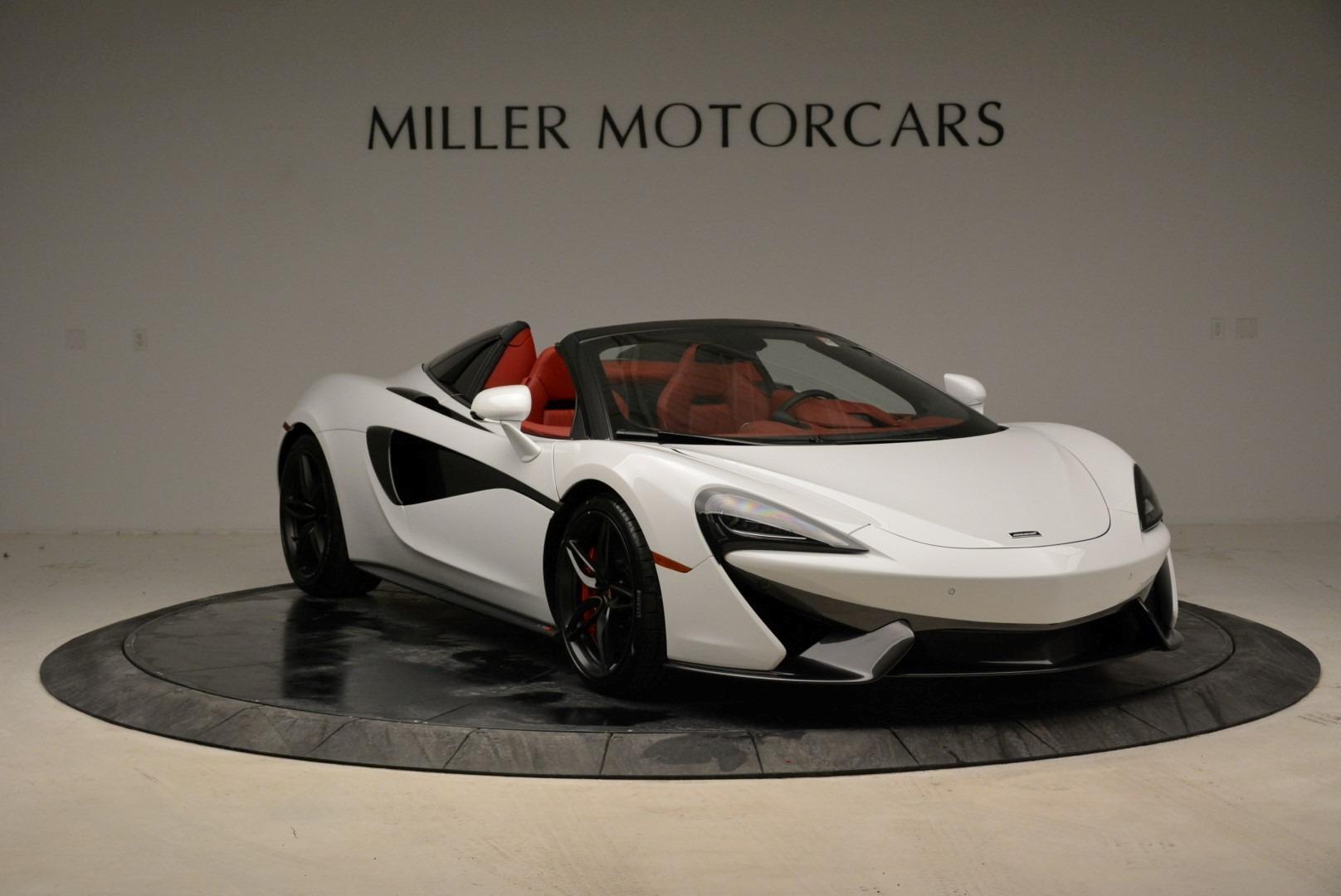 New 2018 McLaren 570S Spider For Sale In Greenwich, CT 1969_p11