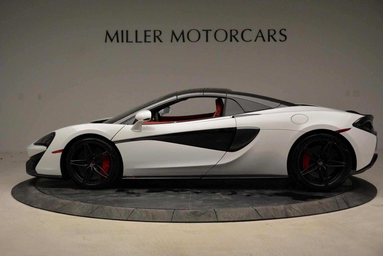 New 2018 McLaren 570S Spider For Sale In Greenwich, CT 1969_p16
