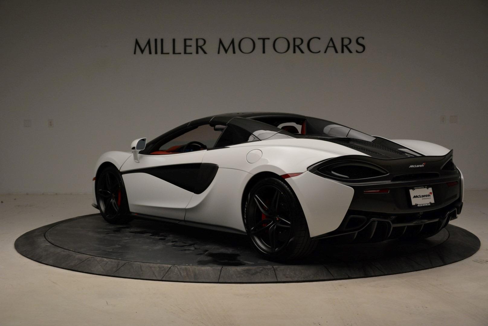 New 2018 McLaren 570S Spider For Sale In Greenwich, CT 1969_p17