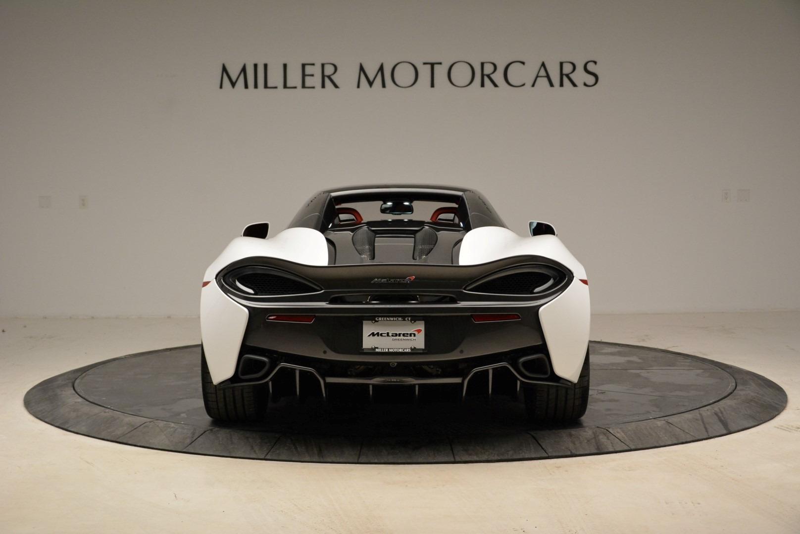 New 2018 McLaren 570S Spider For Sale In Greenwich, CT 1969_p18