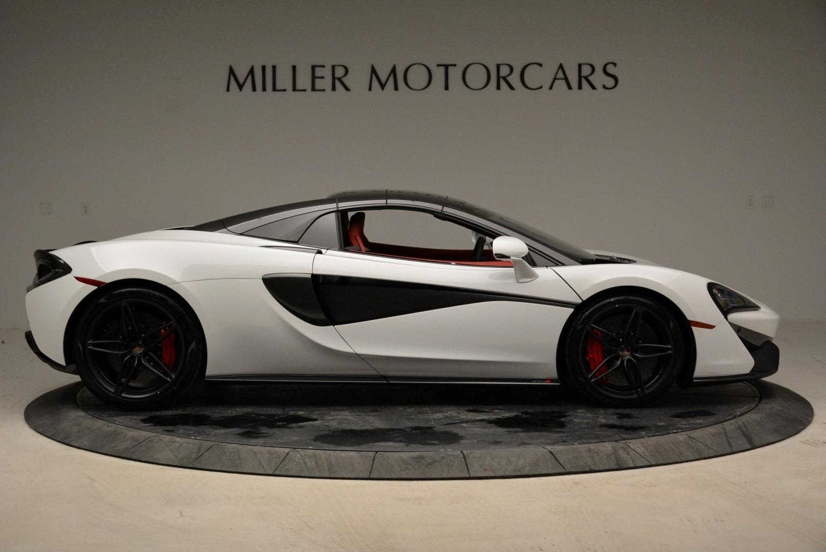 New 2018 McLaren 570S Spider For Sale In Greenwich, CT 1969_p20