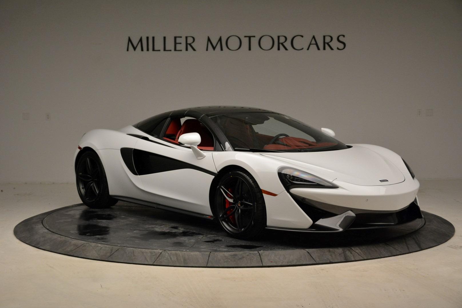 New 2018 McLaren 570S Spider For Sale In Greenwich, CT 1969_p21