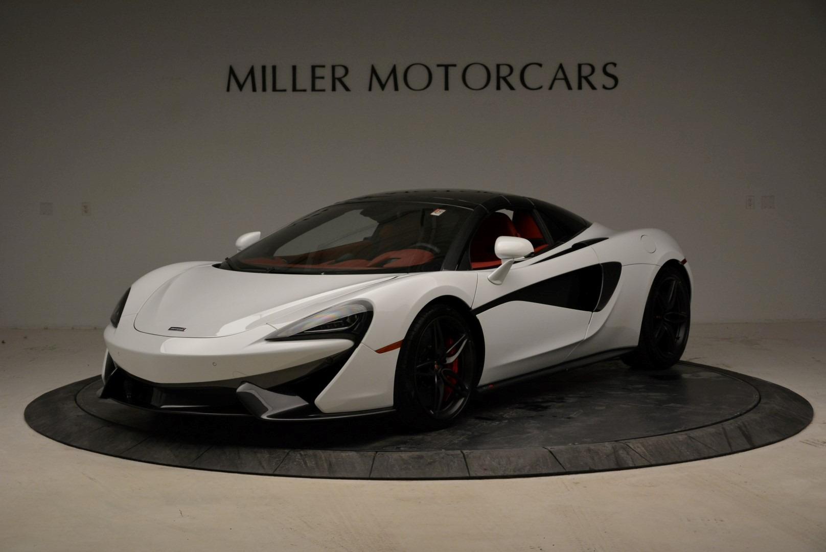 New 2018 McLaren 570S Spider For Sale In Greenwich, CT 1969_p23