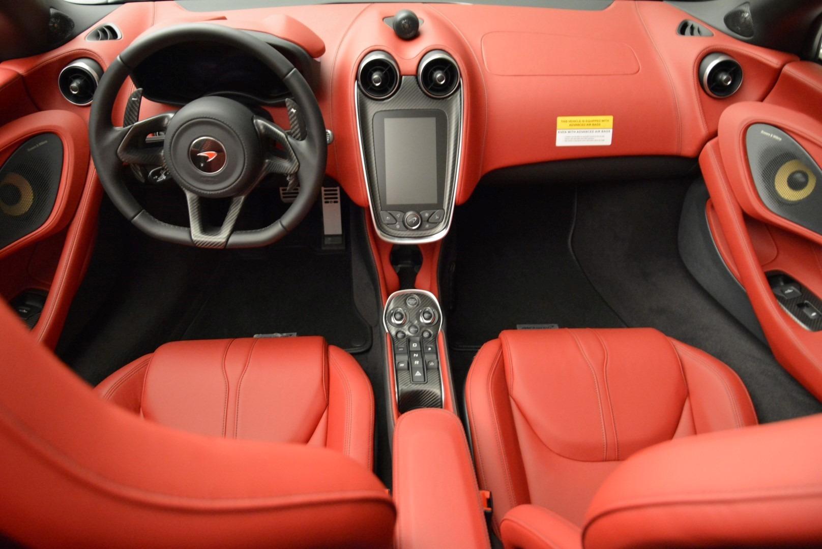 New 2018 McLaren 570S Spider For Sale In Greenwich, CT 1969_p28