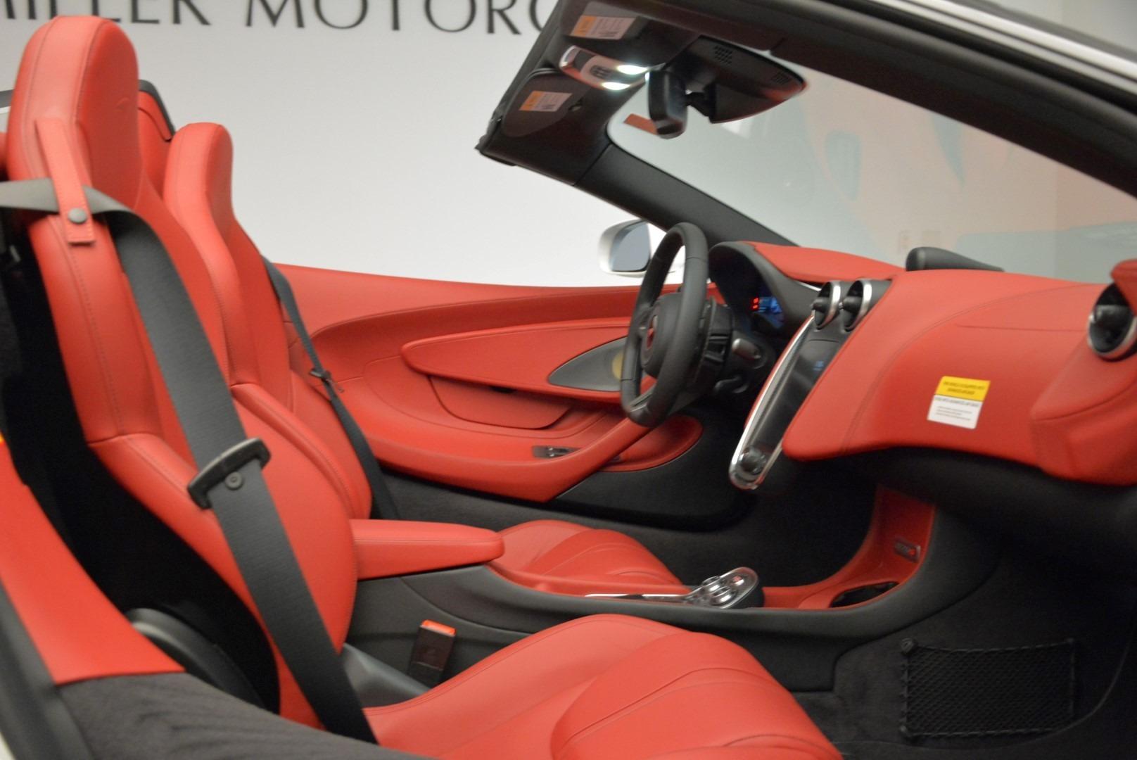 New 2018 McLaren 570S Spider For Sale In Greenwich, CT 1969_p30