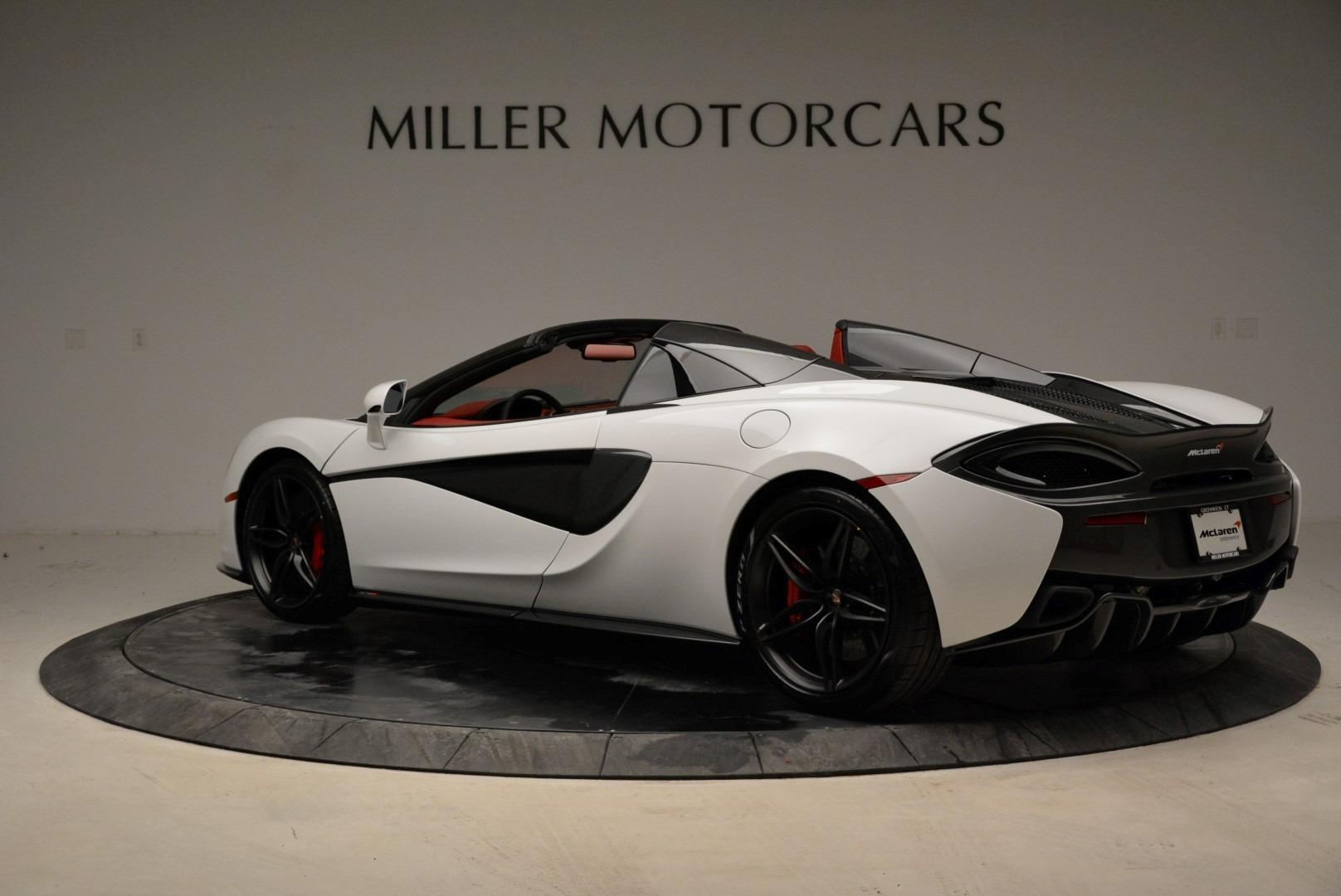 New 2018 McLaren 570S Spider For Sale In Greenwich, CT 1969_p4