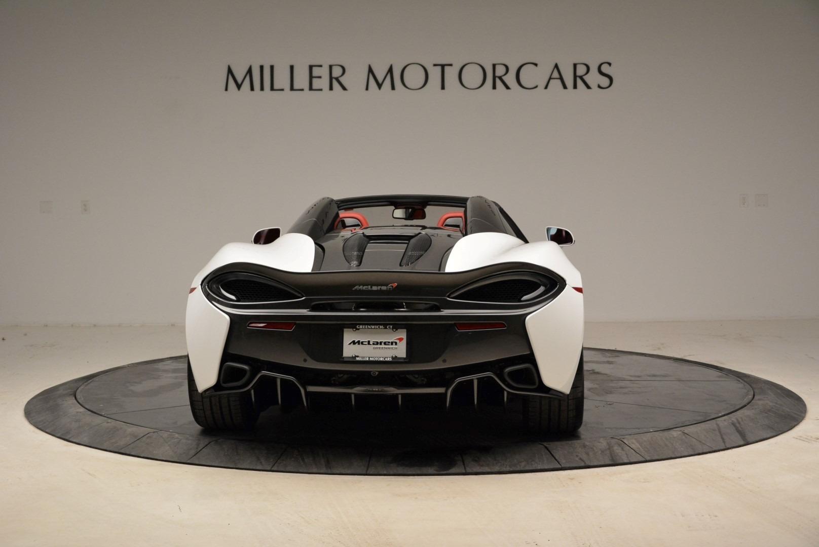 New 2018 McLaren 570S Spider For Sale In Greenwich, CT 1969_p6