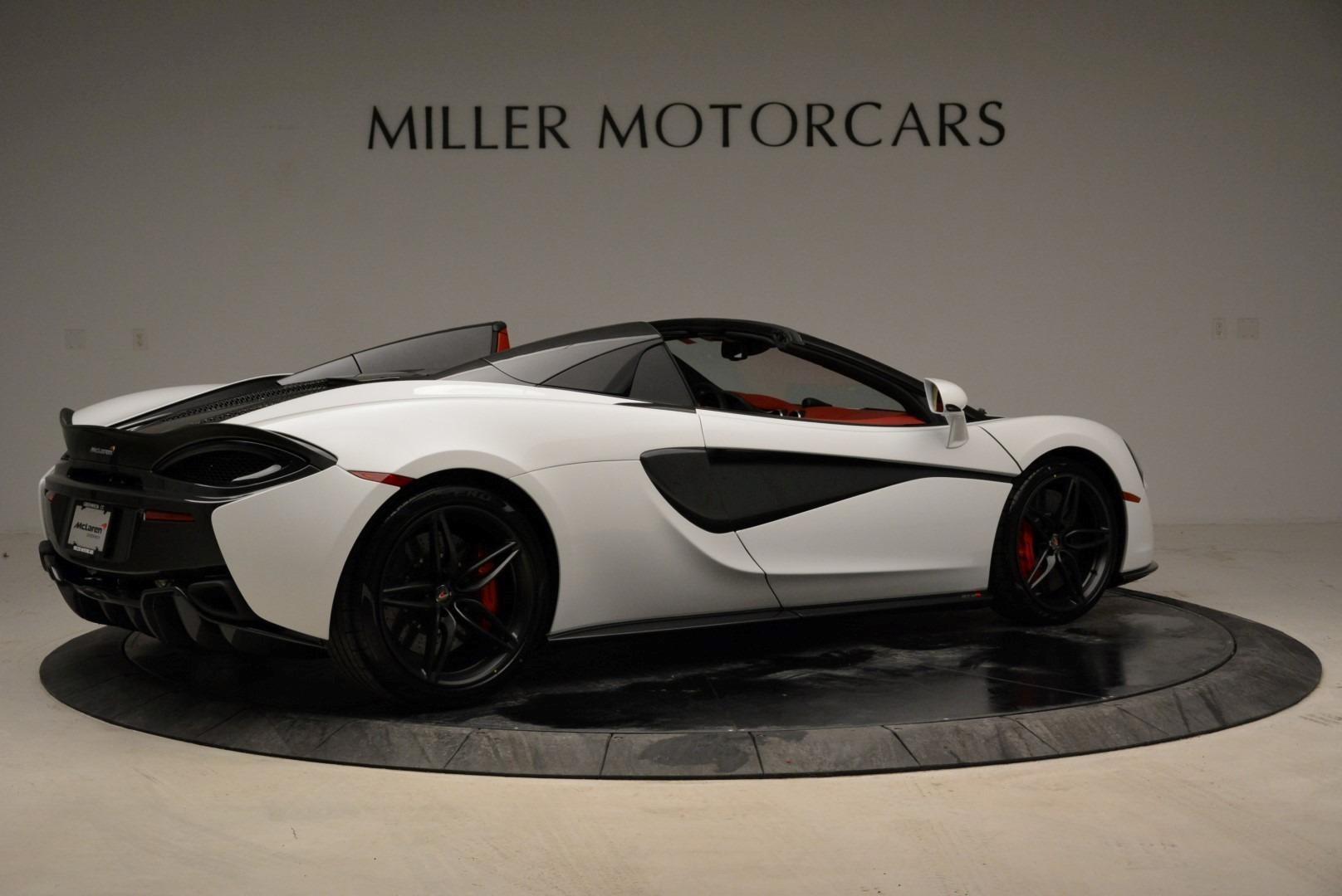 New 2018 McLaren 570S Spider For Sale In Greenwich, CT 1969_p8