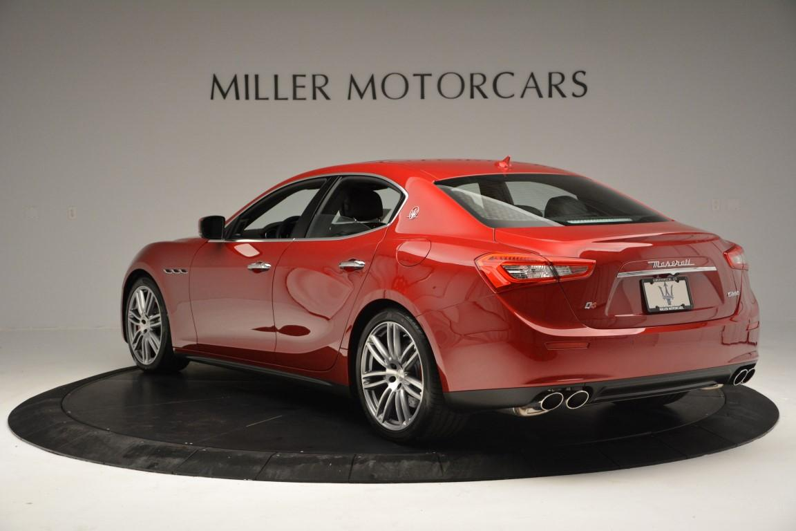 New 2016 Maserati Ghibli S Q4 For Sale In Greenwich, CT 197_p5