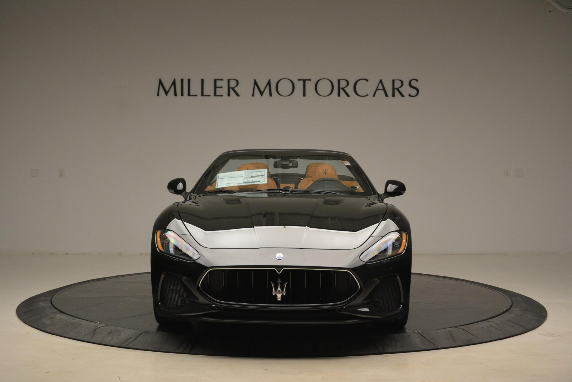 New 2018 Maserati GranTurismo MC Convertible For Sale In Greenwich, CT 1973_p11