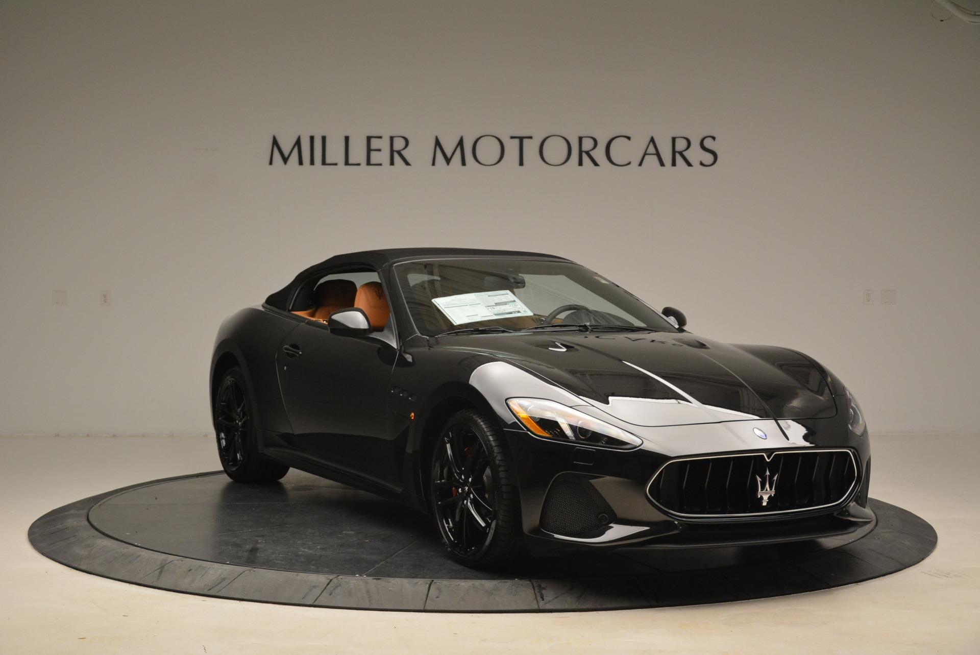 New 2018 Maserati GranTurismo MC Convertible For Sale In Greenwich, CT 1973_p21