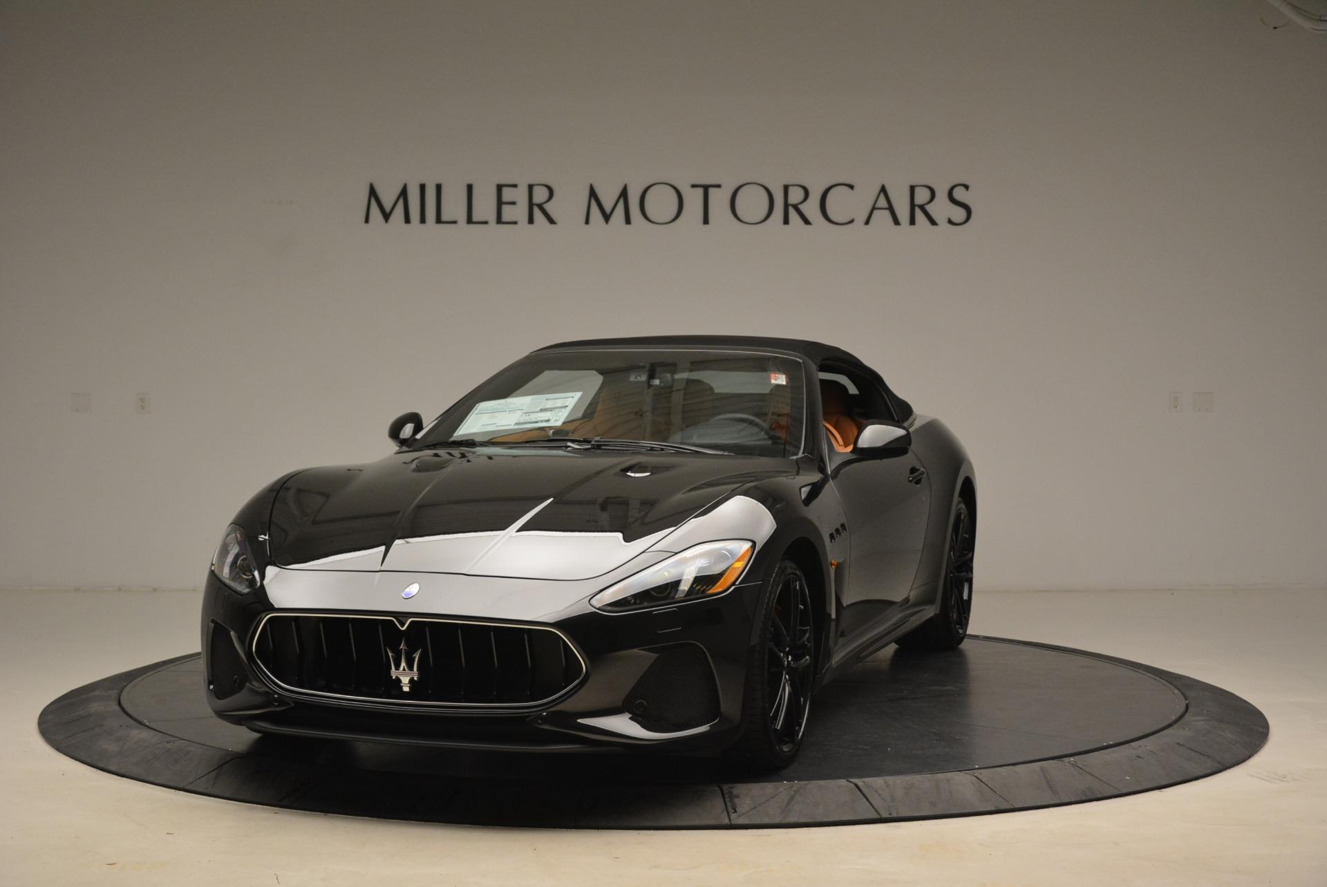New 2018 Maserati GranTurismo MC Convertible For Sale In Greenwich, CT 1973_p23
