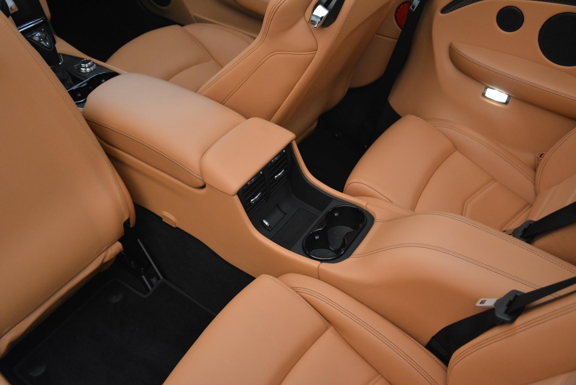 New 2018 Maserati GranTurismo MC Convertible For Sale In Greenwich, CT 1973_p31