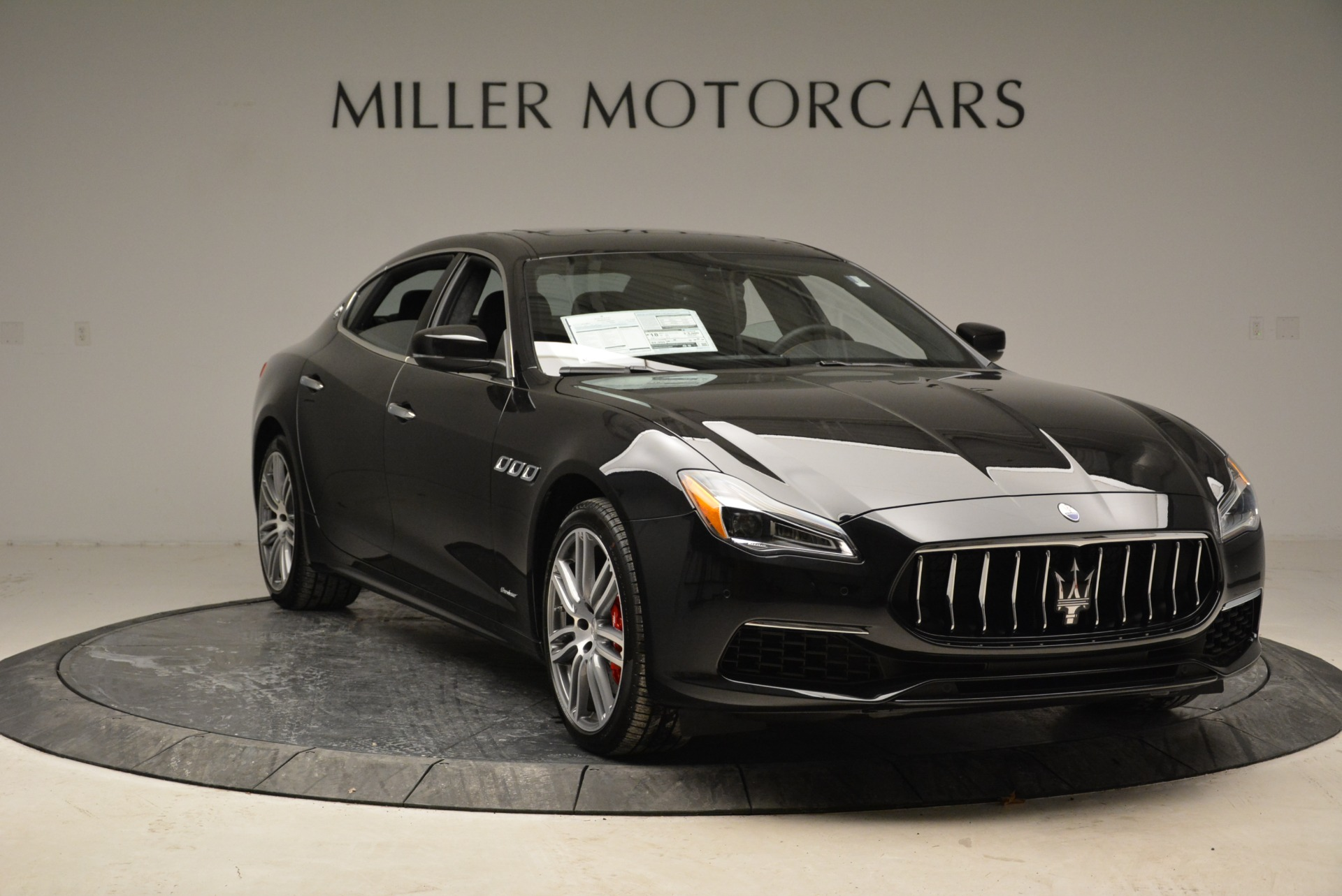 New 2018 Maserati Quattroporte S Q4 GranLusso For Sale In Greenwich, CT 1974_p11