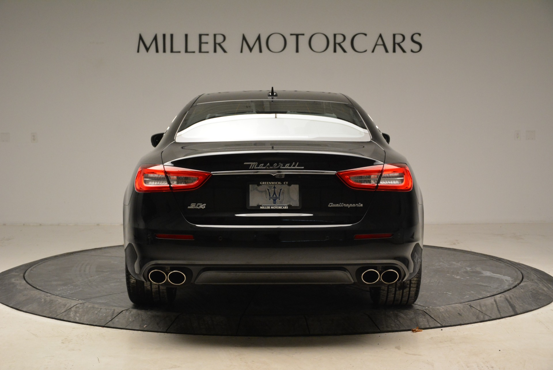 New 2018 Maserati Quattroporte S Q4 GranLusso For Sale In Greenwich, CT 1974_p6