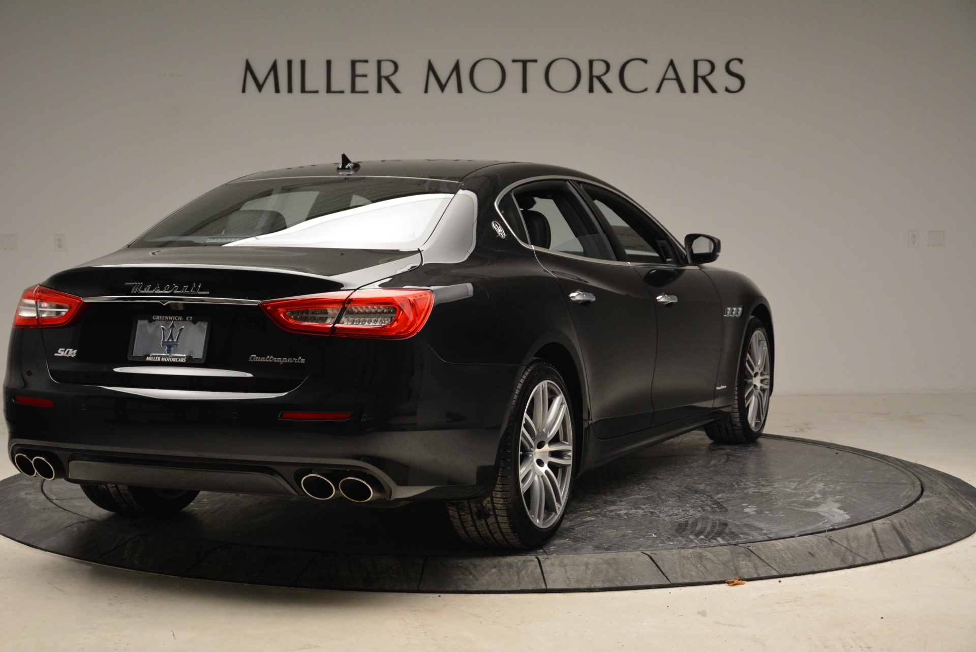 New 2018 Maserati Quattroporte S Q4 GranLusso For Sale In Greenwich, CT 1974_p7