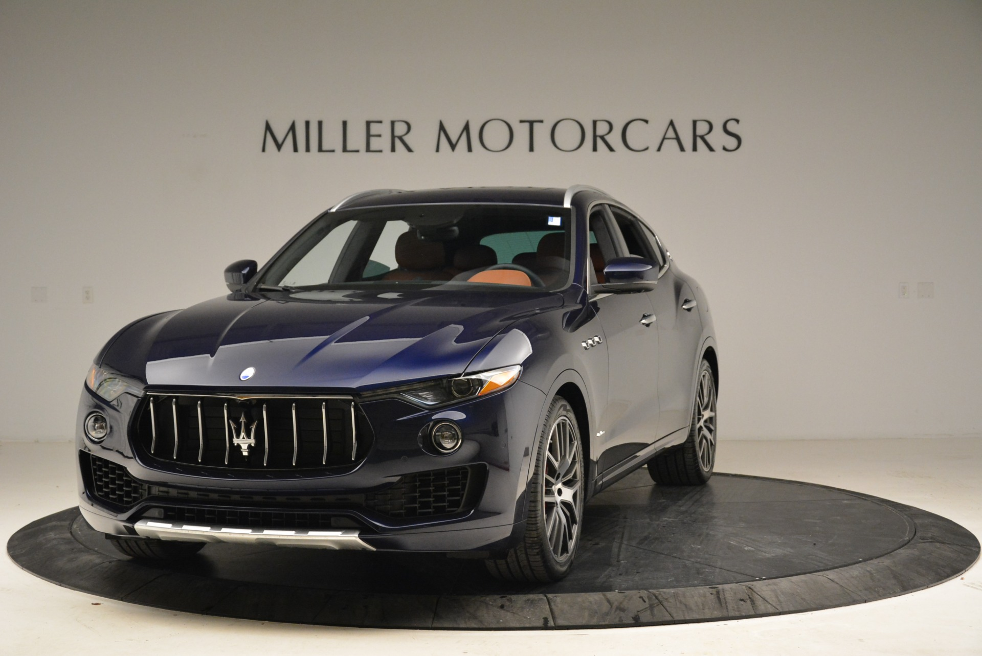 New 2018 Maserati Levante S Q4 GranLusso For Sale In Greenwich, CT 1978_main