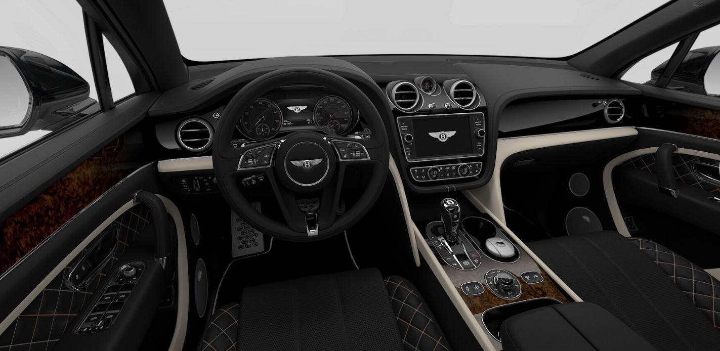 New 2018 Bentley Bentayga Mulliner For Sale In Greenwich, CT 1988_p6