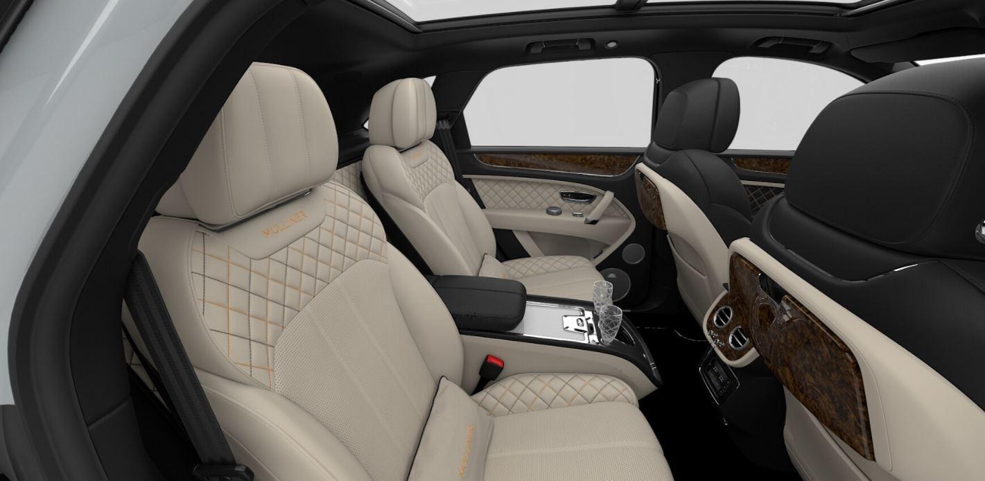 New 2018 Bentley Bentayga Mulliner For Sale In Greenwich, CT 1988_p7