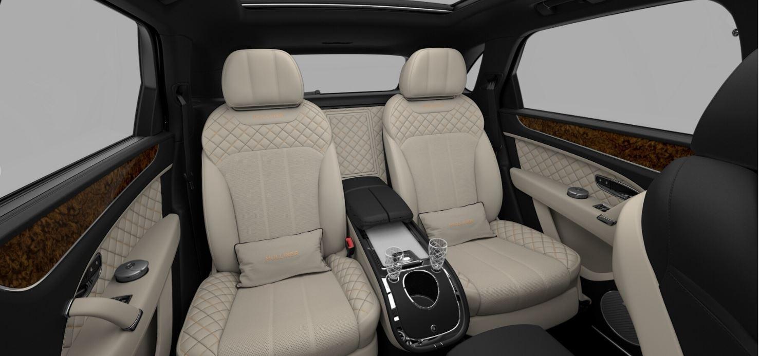 New 2018 Bentley Bentayga Mulliner For Sale In Greenwich, CT 1988_p9