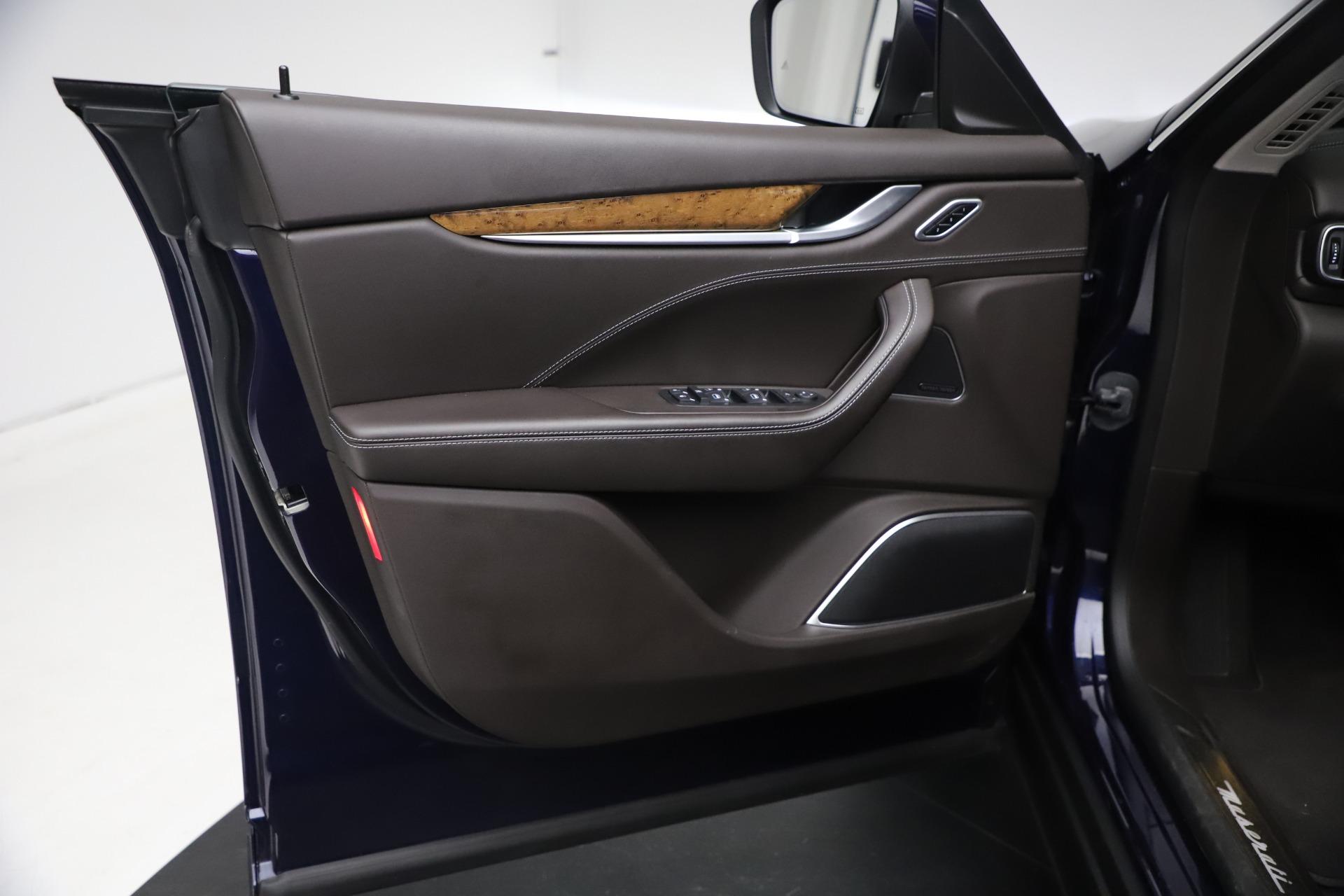 New 2018 Maserati Levante S Q4 GranLusso For Sale In Greenwich, CT 1990_p15