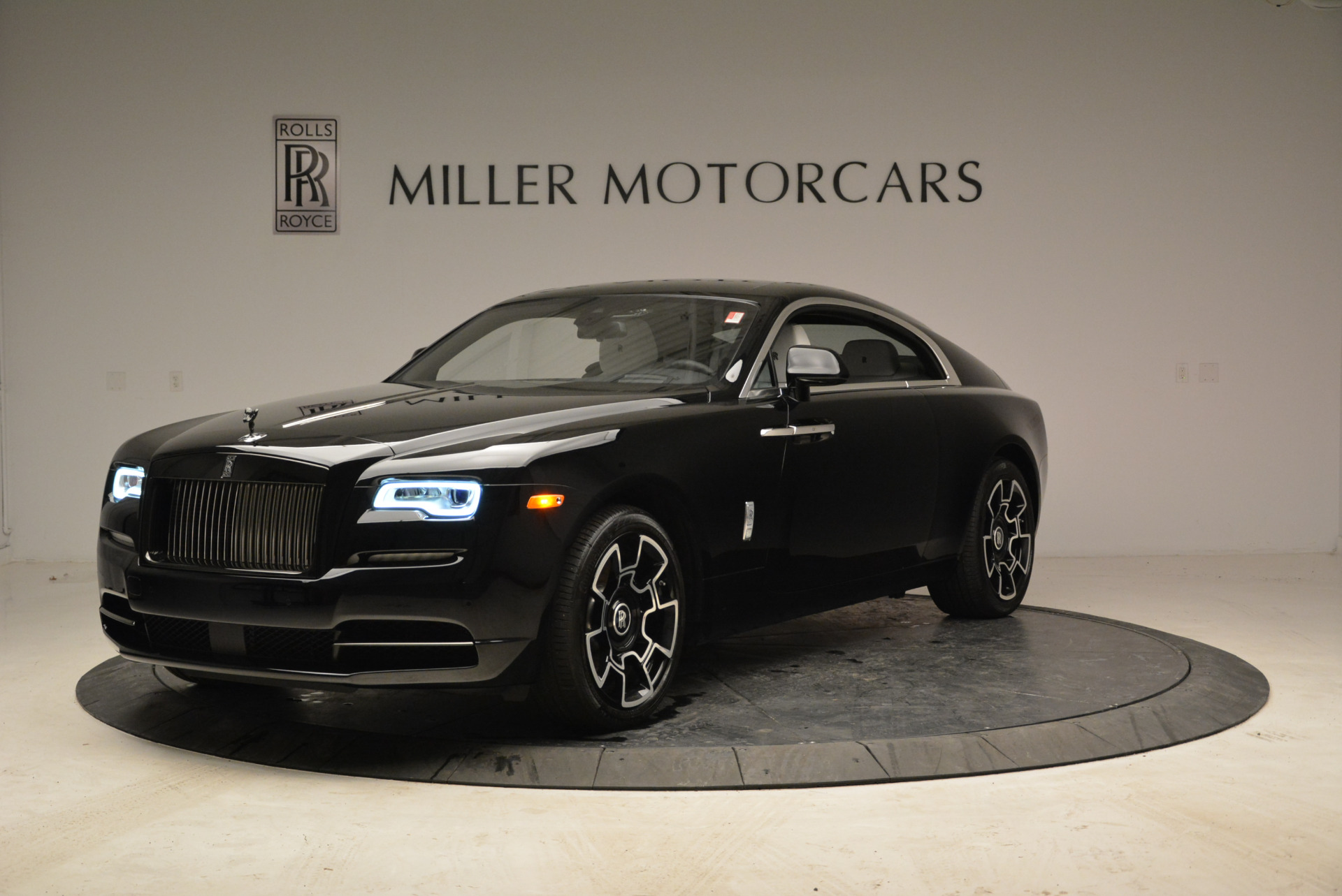 Used 2017 Rolls-Royce Wraith Black Badge For Sale In Greenwich, CT