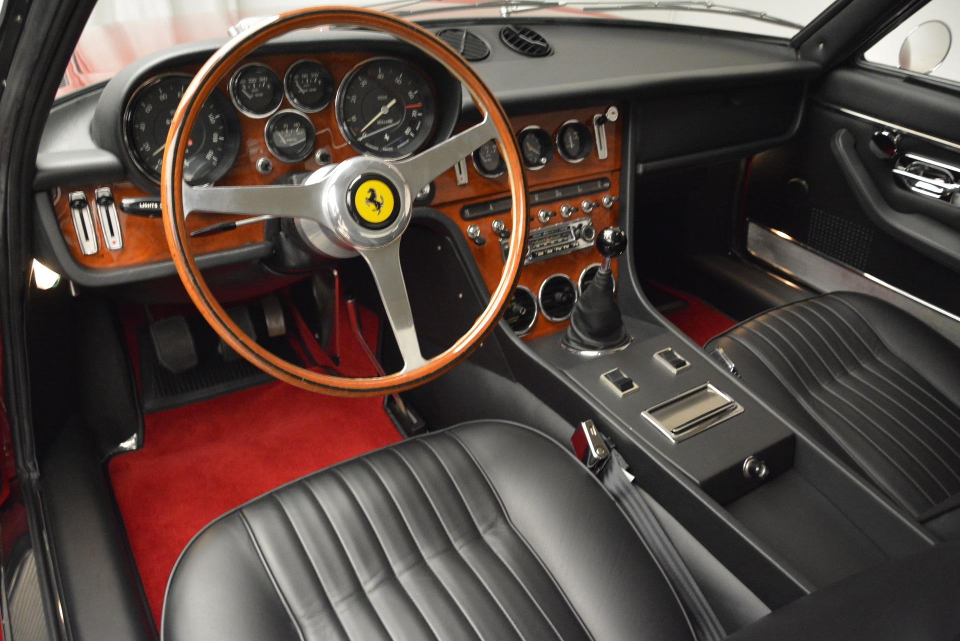 Used 1969 Ferrari 365 GT 2+2  For Sale In Greenwich, CT 1995_p13