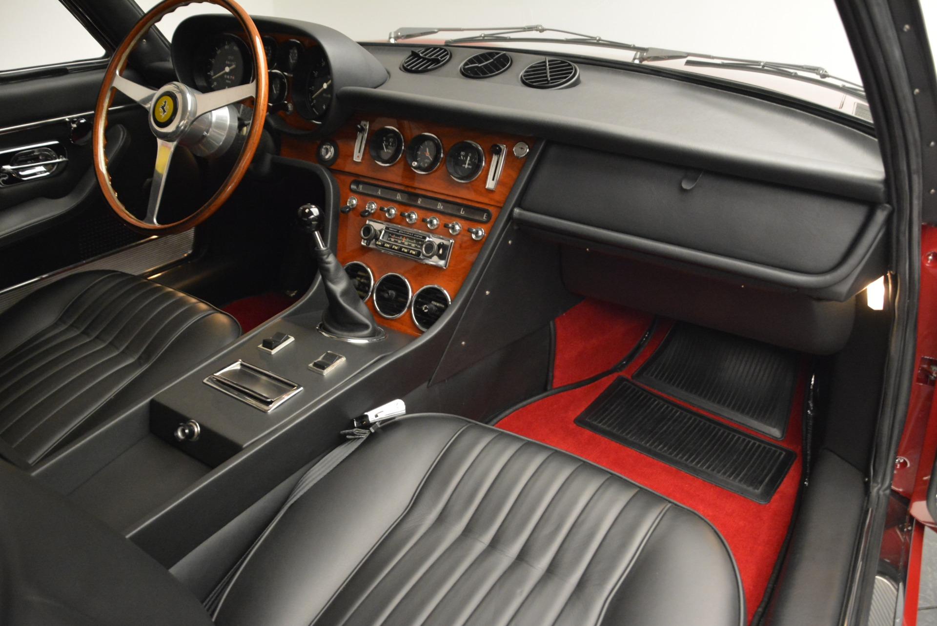 Used 1969 Ferrari 365 GT 2+2  For Sale In Greenwich, CT 1995_p18