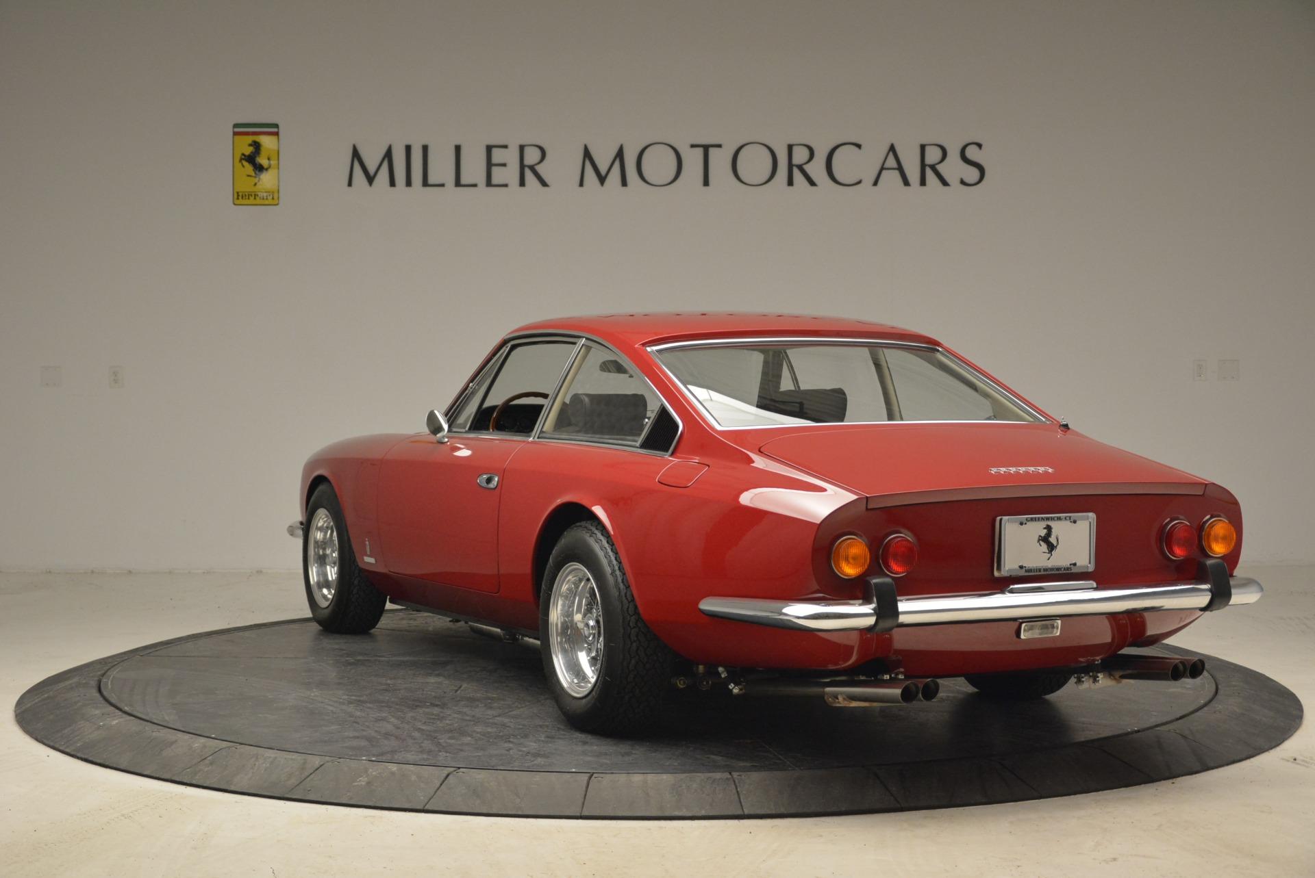 Used 1969 Ferrari 365 GT 2+2  For Sale In Greenwich, CT 1995_p5
