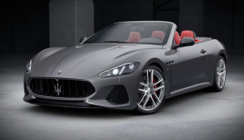 New 2018 Maserati GranTurismo MC Convertible For Sale In Greenwich, CT 1998_main