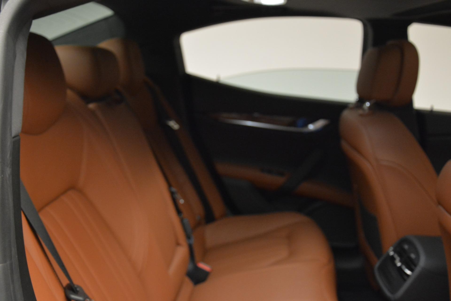 New 2018 Maserati Ghibli S Q4 For Sale In Greenwich, CT 1999_p20