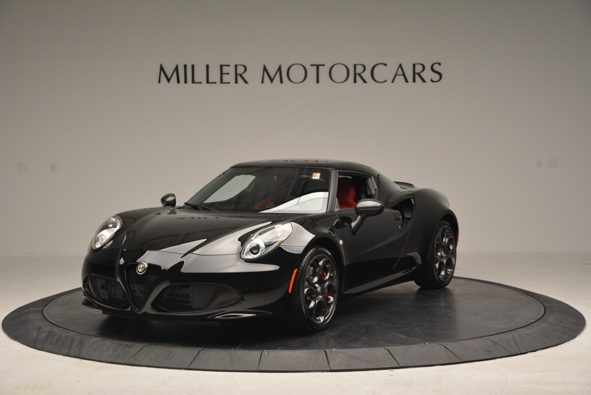 New 2016 Alfa Romeo 4C  For Sale In Greenwich, CT 2_main