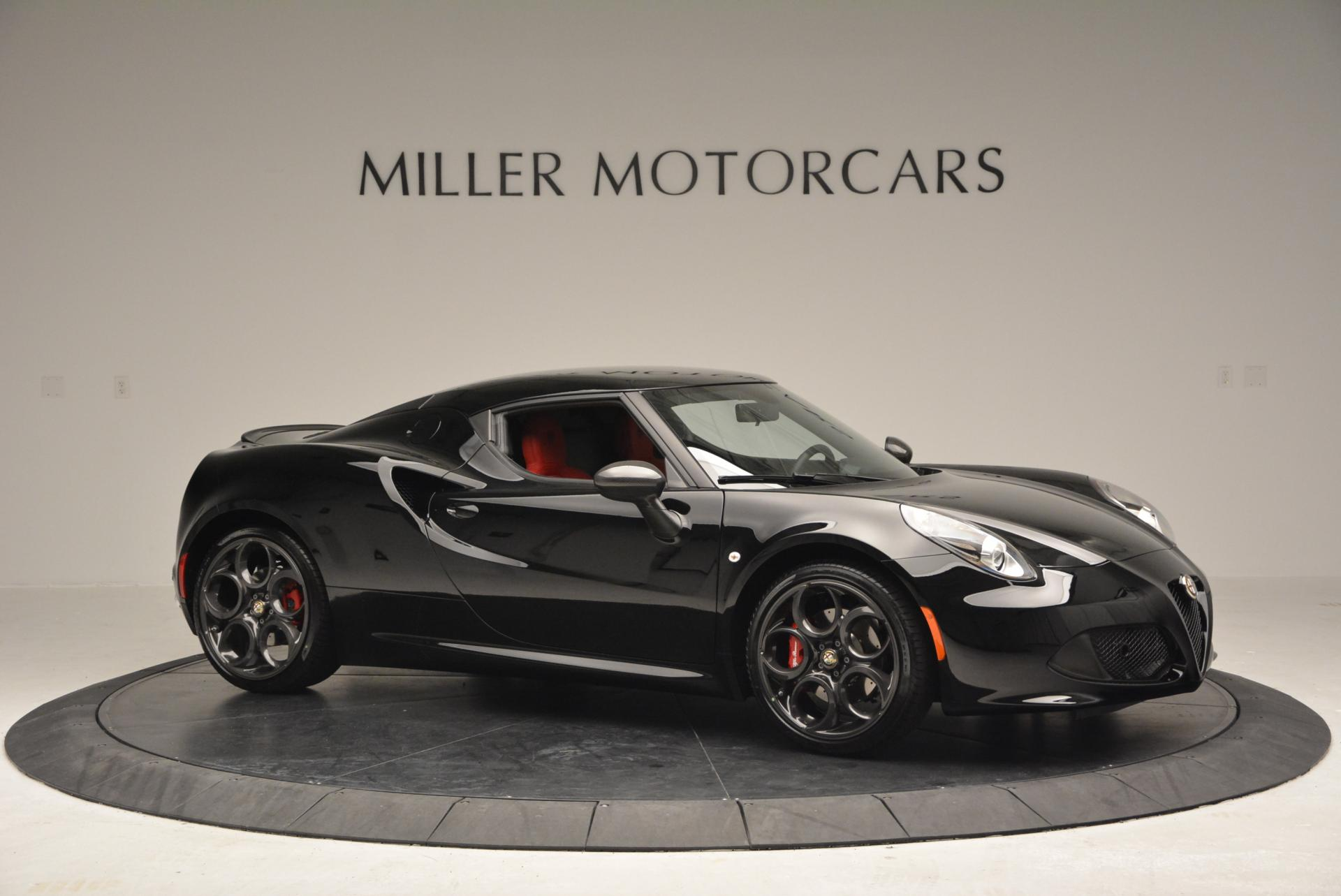 New 2016 Alfa Romeo 4C  For Sale In Greenwich, CT 2_p10