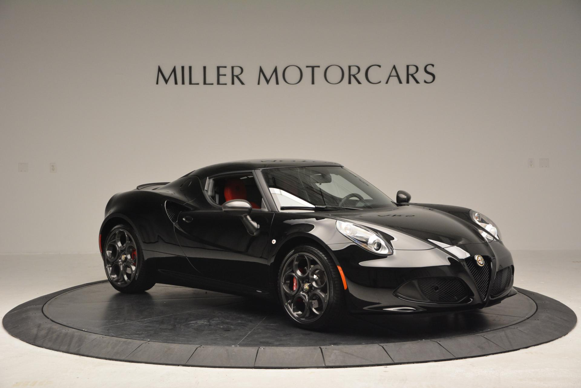 New 2016 Alfa Romeo 4C  For Sale In Greenwich, CT 2_p11