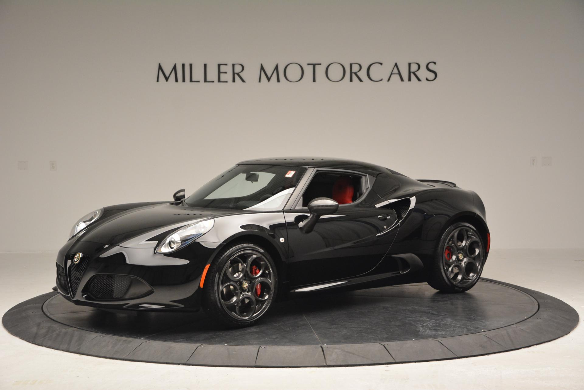 New 2016 Alfa Romeo 4C  For Sale In Greenwich, CT 2_p2