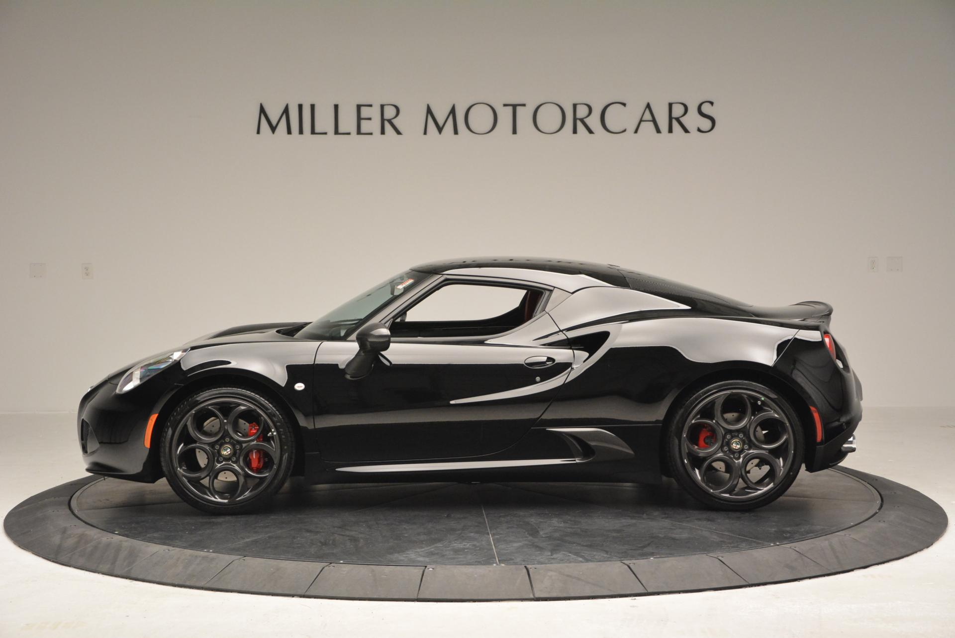 New 2016 Alfa Romeo 4C  For Sale In Greenwich, CT 2_p3