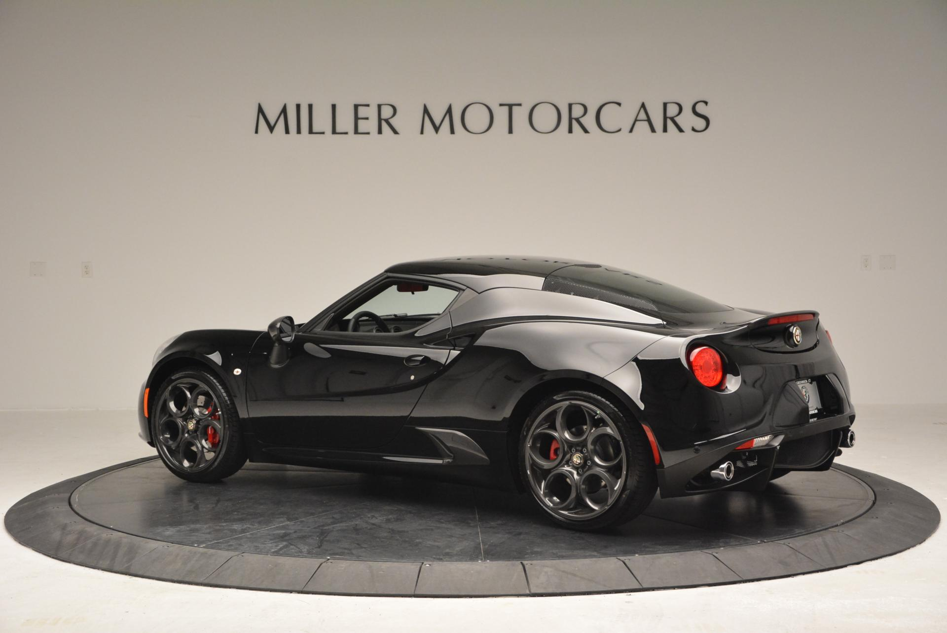 New 2016 Alfa Romeo 4C  For Sale In Greenwich, CT 2_p4