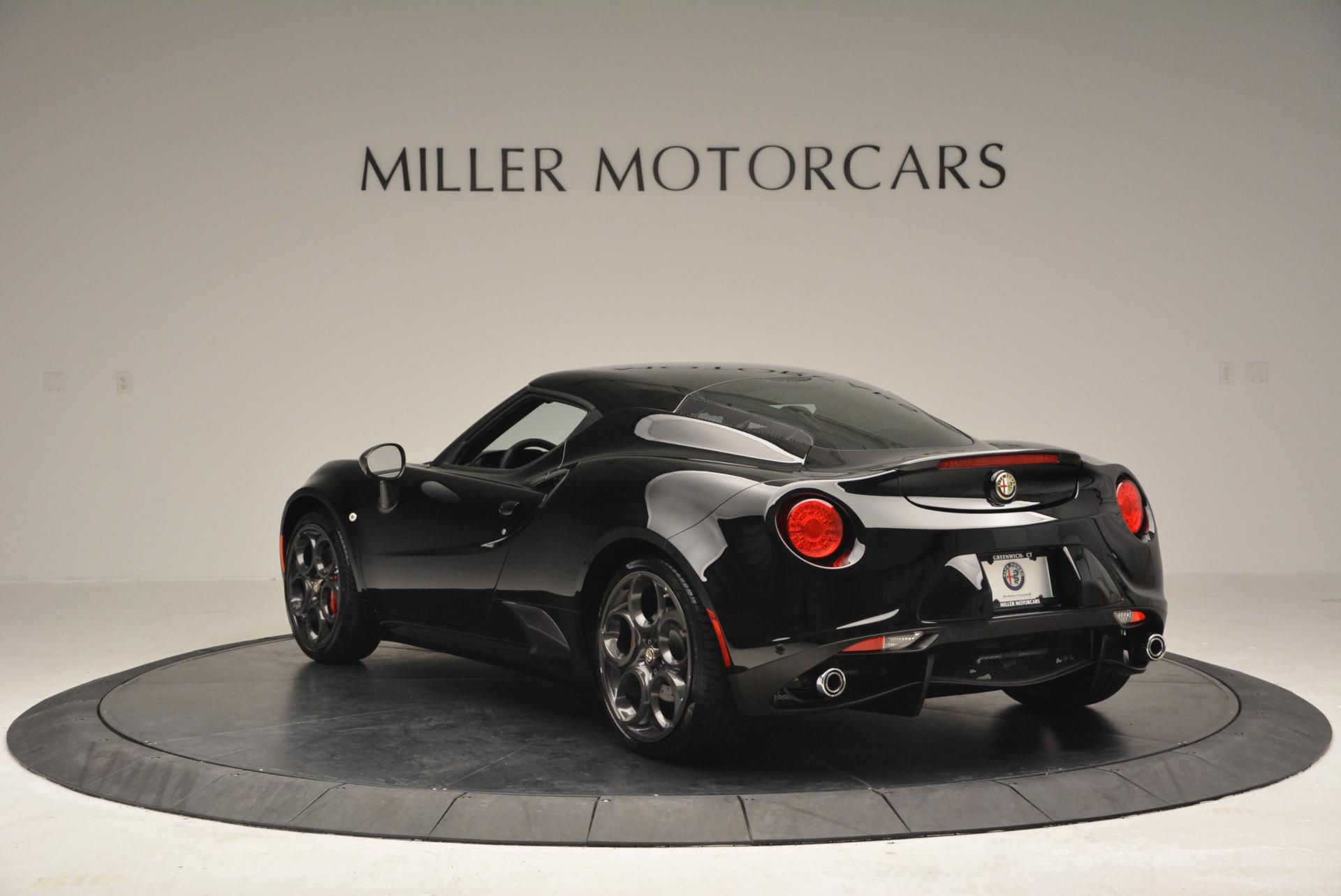 New 2016 Alfa Romeo 4C  For Sale In Greenwich, CT 2_p5