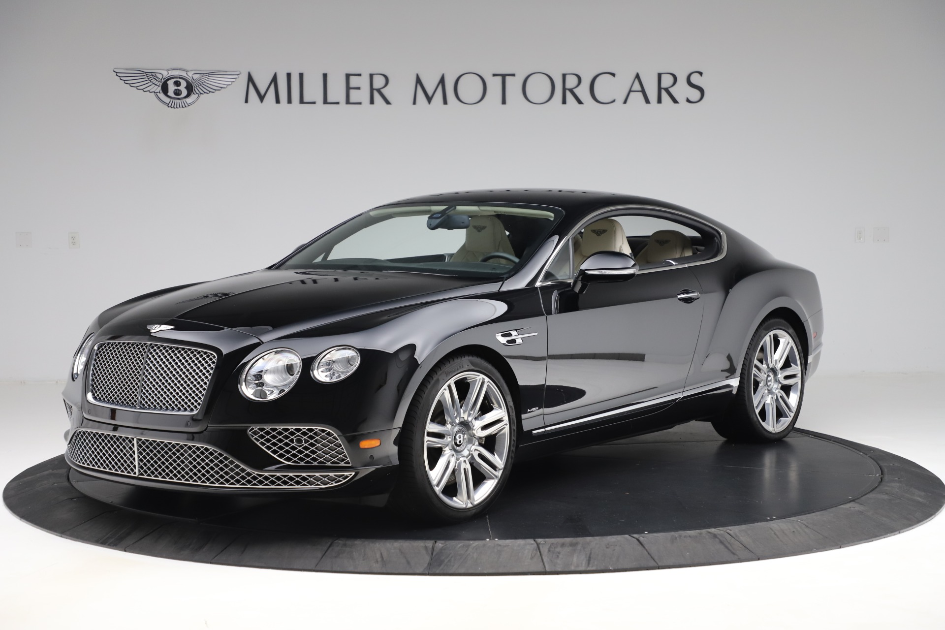 Used 2016 Bentley Continental GT W12 For Sale In Greenwich, CT 20_p2