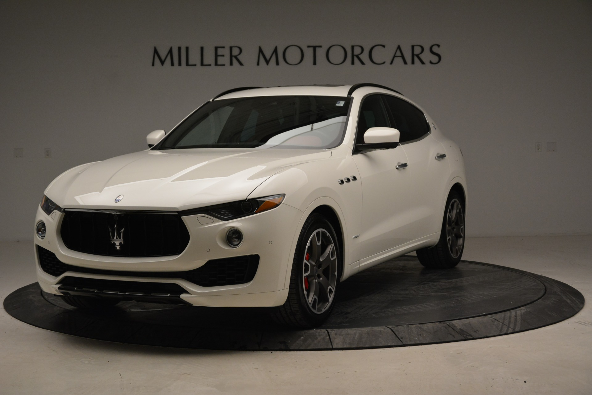 New 2018 Maserati Levante S Q4 Gransport For Sale In Greenwich, CT