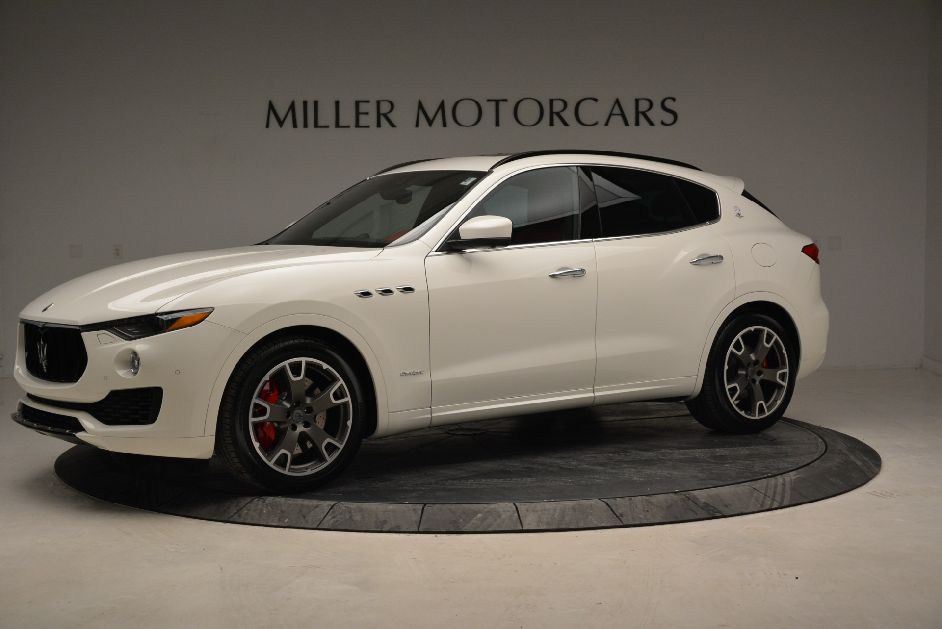 New 2018 Maserati Levante S Q4 Gransport For Sale In Greenwich, CT 2000_p2