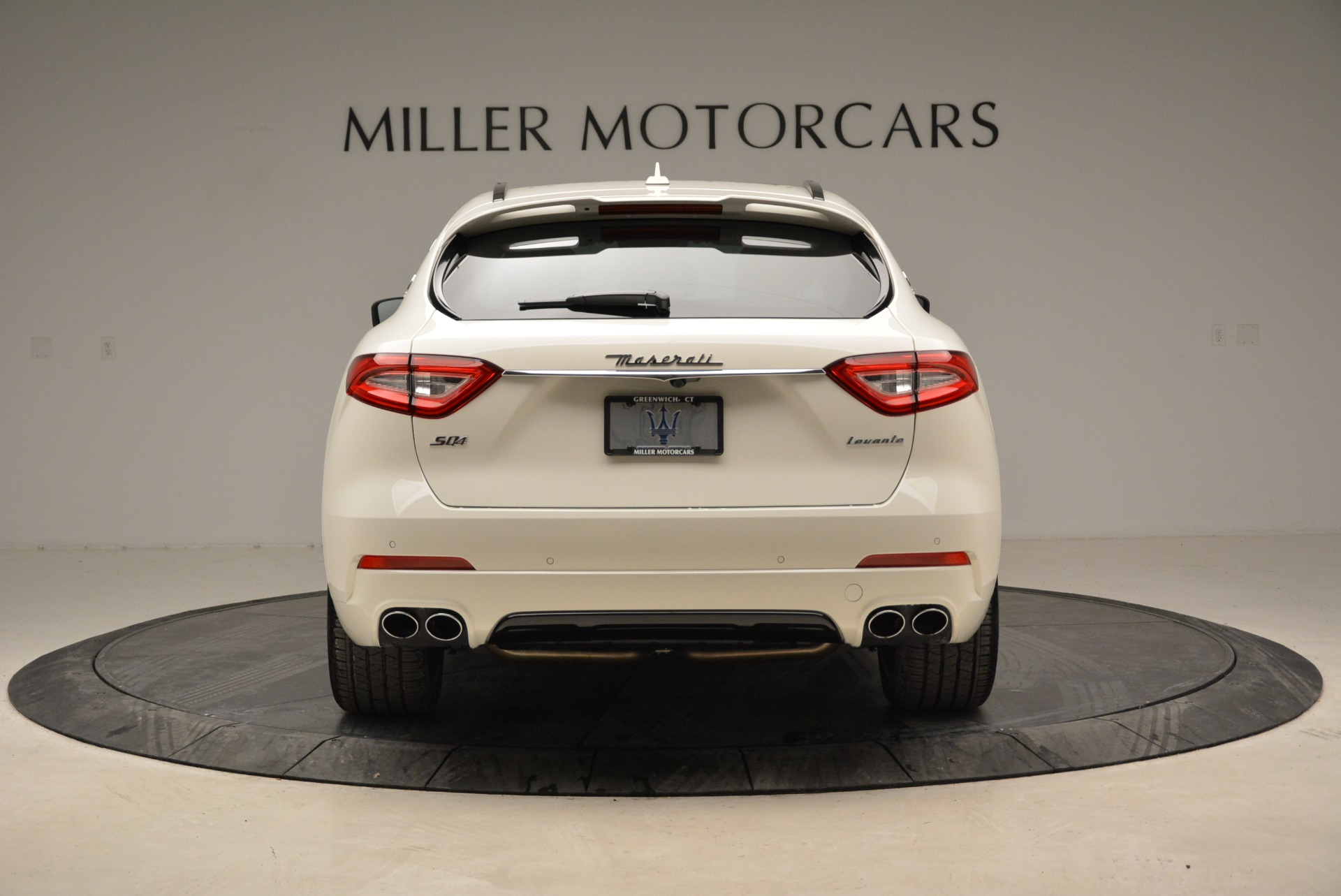 New 2018 Maserati Levante S Q4 Gransport For Sale In Greenwich, CT 2000_p6