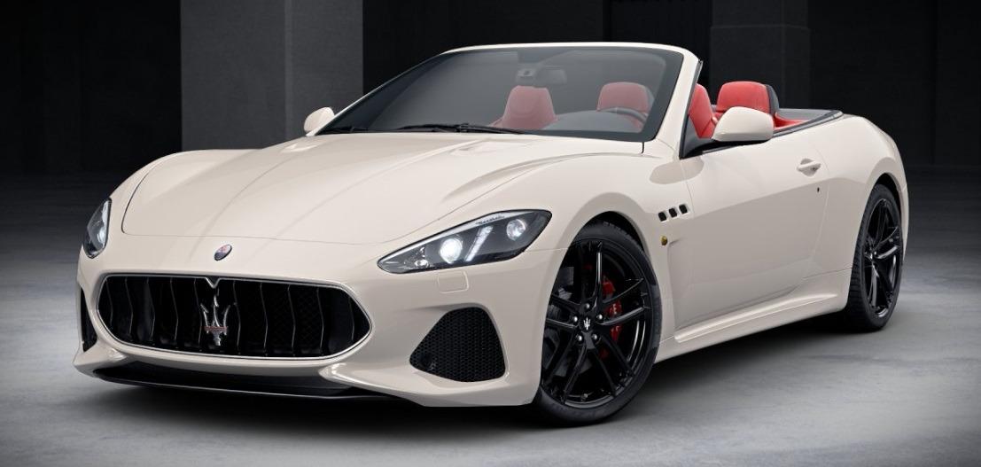 New 2018 Maserati GranTurismo Sport Convertible For Sale In Greenwich, CT 2001_main