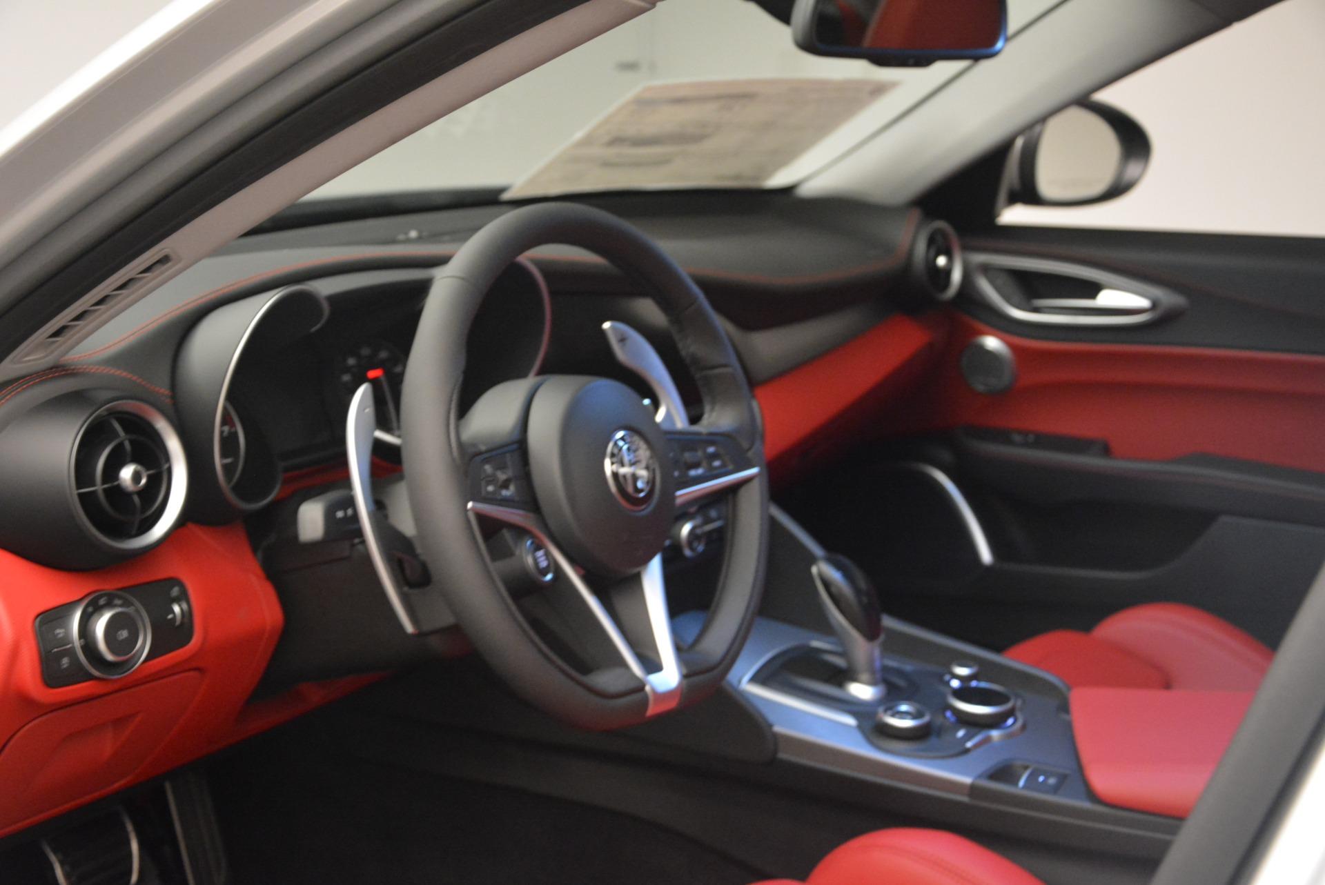 New 2018 Alfa Romeo Giulia Ti Sport Q4 For Sale In Greenwich, CT 2003_p13