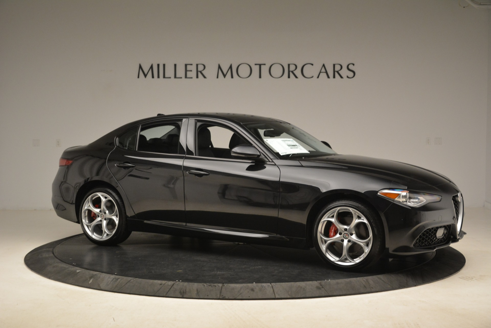 New 2018 Alfa Romeo Giulia Ti Sport Q4 For Sale In Greenwich, CT 2004_p10