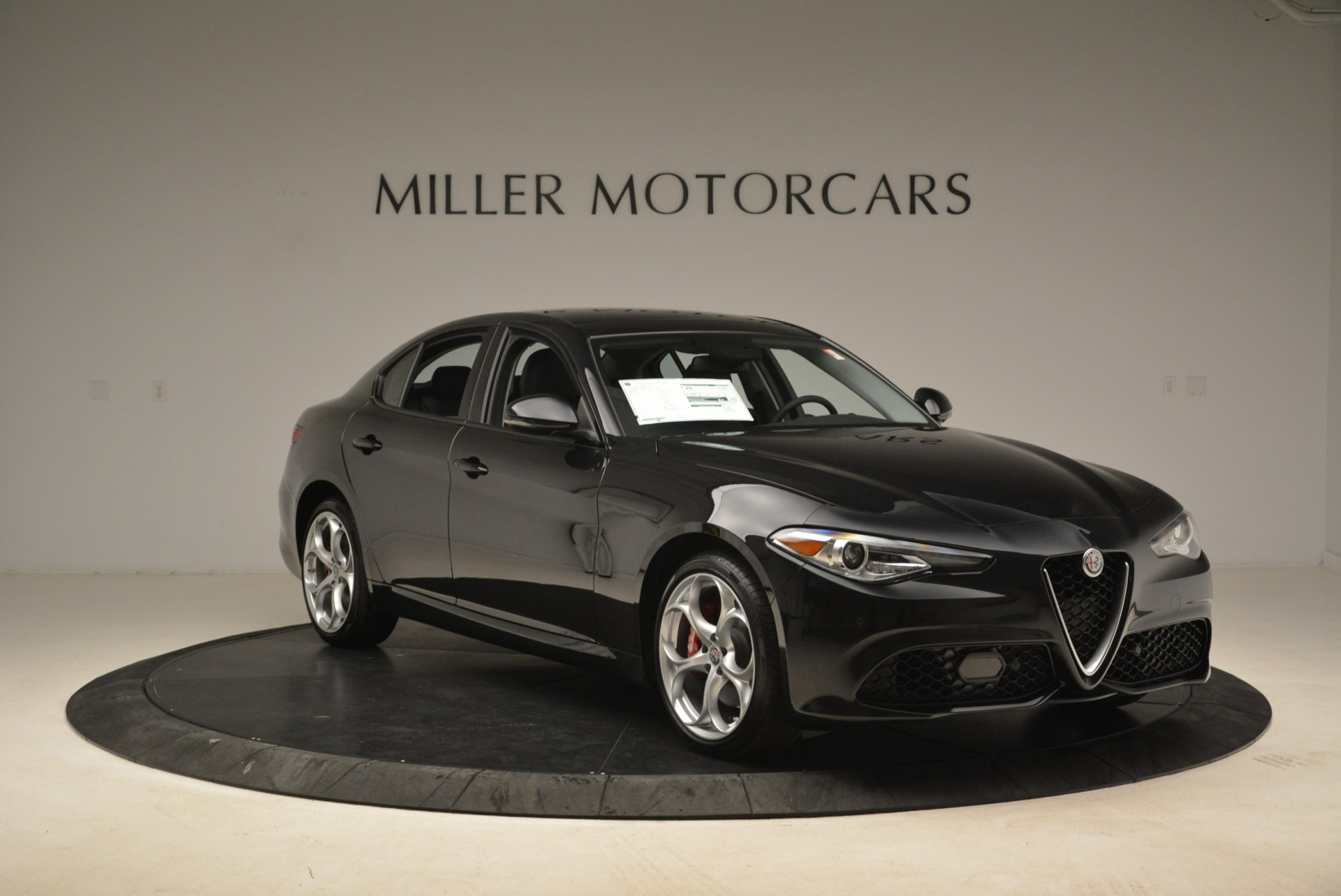 New 2018 Alfa Romeo Giulia Ti Sport Q4 For Sale In Greenwich, CT 2004_p11