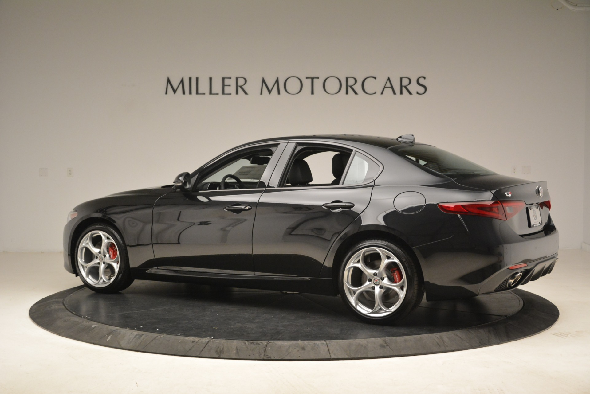 New 2018 Alfa Romeo Giulia Ti Sport Q4 For Sale In Greenwich, CT 2004_p4